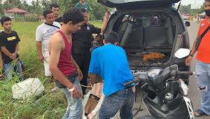 Dua Pria Diamankan Polisi Diduga Mencuri Ternak di Lubuak Aluang