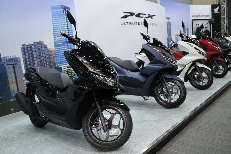 Honda PCX 160 Generasi Terbaru Sekutik Astra Honda Motor