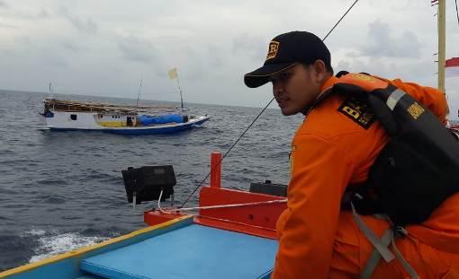 Alami Kerusakan Mesin, KM Irfan Jaya, Berhasil Ditemukan Tim SAR Gabungan