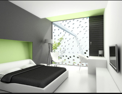Inspirasi Motif Wallpaper Kamar Tidur Yang Bikin Tidur Anda  Lelap 9