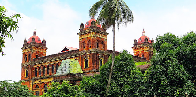 Yangon city center (2)