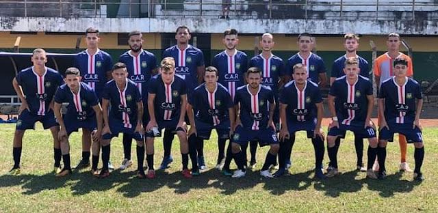 """Roncador enfrenta Moreira Sales na semifinal do """"Paraná Bom de Bola"""""""