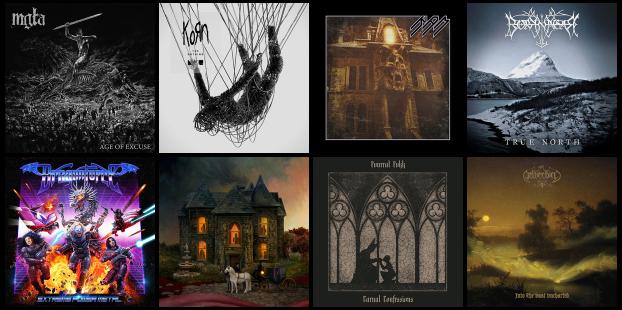 Premiery rock i metal - wrzesień 2019