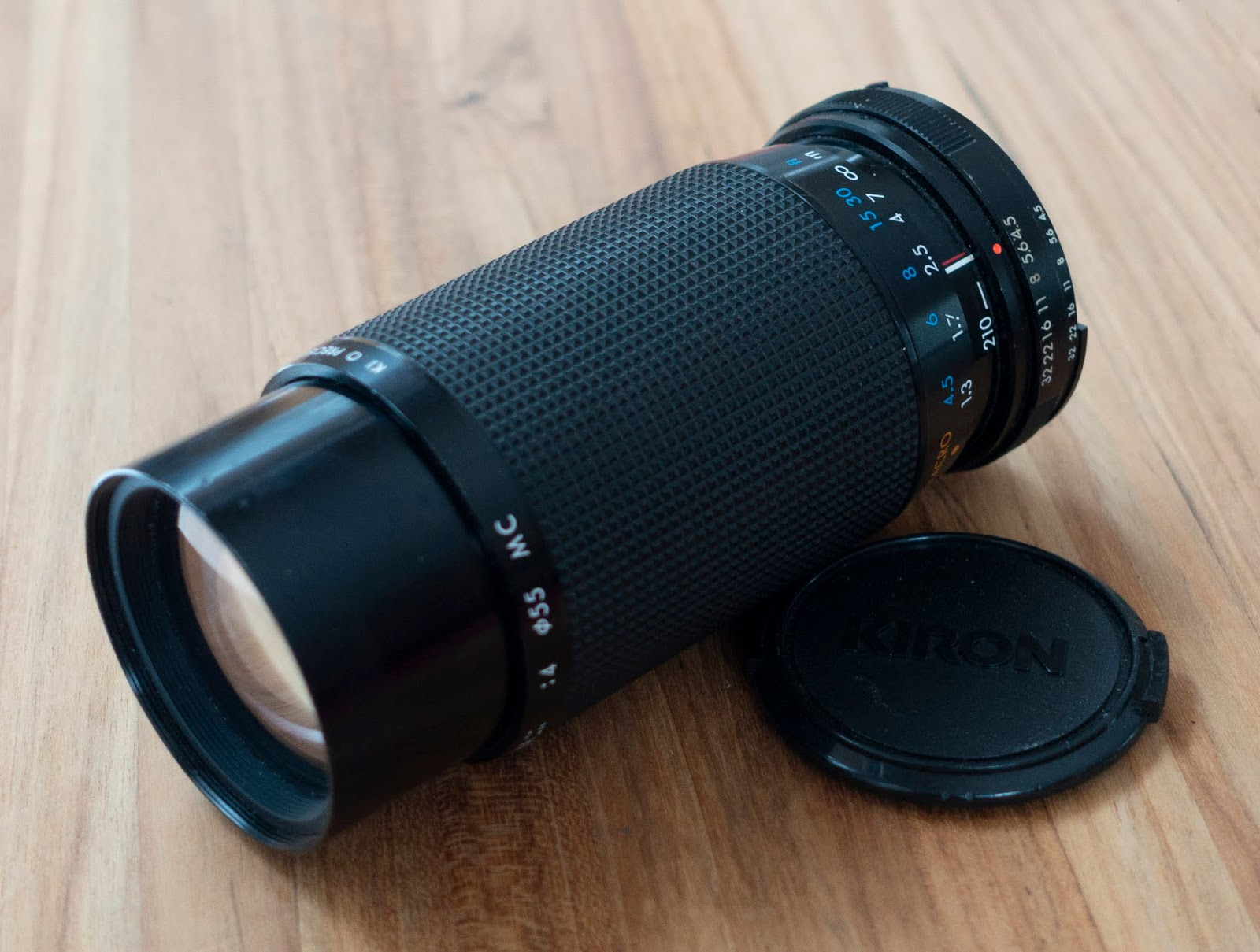 Playing With Lenses: The bad side of an OM (Original Manufacturer