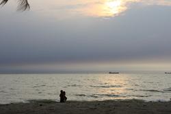 Pantai Kundur Melaka