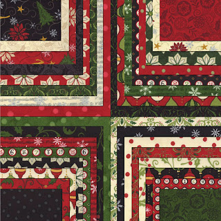 Moda CHRISTMAS COUNTDOWN Quilt Fabric by Deb Strain