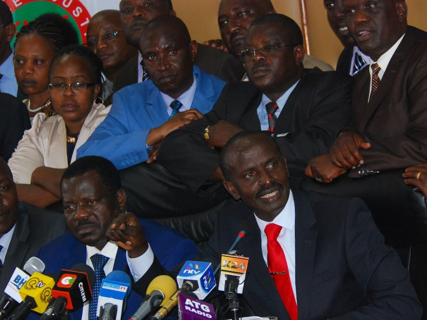 Kenya Teachers' Annual Increment Promotion Transfer