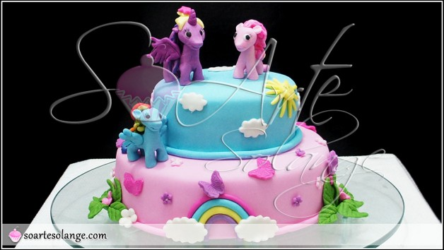 bolos my little pony