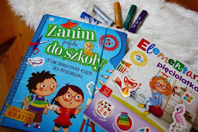 Elementarze pięciolatka - Wydawnictwo Aksjomat