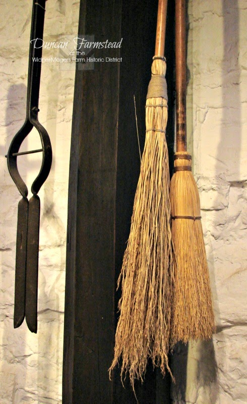 Duncan Farmstead The Folk Art Of Brooms And Broom Making