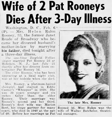 Janet Reade Obituary