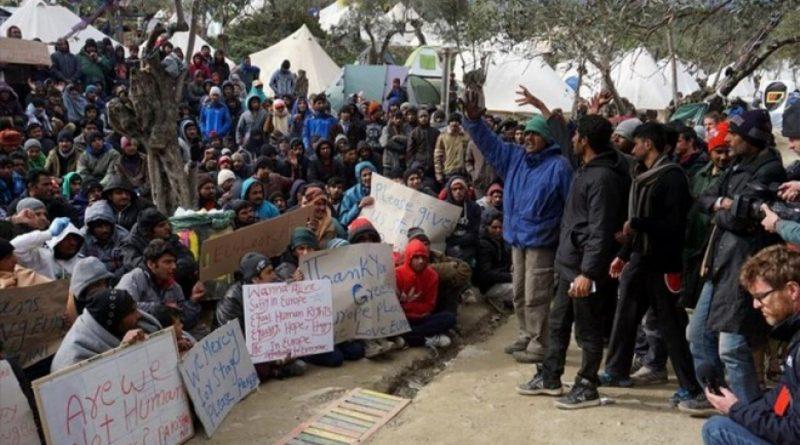 Πρόεδρος Κοινότητας Ν.Περάμου: Απο Τύχη Μάθαμε Θα Φέρουν Μετανάστες, Δεν Μας Ενημέρωσε Κανείς