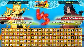 GAME PC NARUTO SHIPPUDEN Ultimate Ninja STORM 4