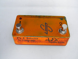 FS-2 mini footswitch for Orange amplifiers