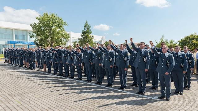Τα ξίφη τους πήραν σήμερα 141 νέοι Υπαστυνόμοι Β' της Σχολής Αξιωματικών της Ελληνικής Αστυνομίας