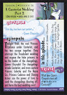 My Little Pony A Canterlot Wedding - Part 2 Series 3 Trading Card