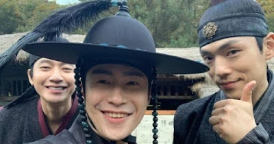 Yoo Min Kyu sebagai Pangeran Youngpyeong dan Lee Jae-Won sebagai Hong Byul Gam