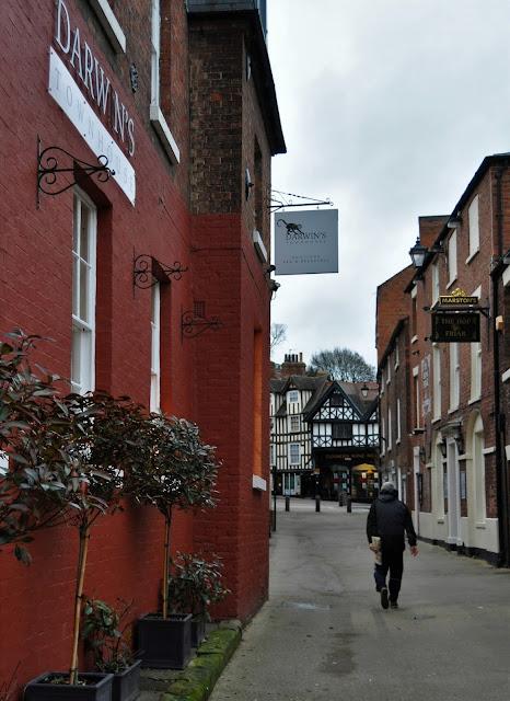 Days Away - Stay in Shrewsbury, Darwin's Townhouse, photo by Modern Bric a Brac