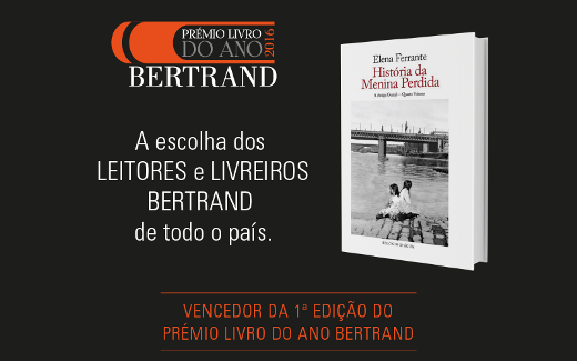 E o vencedor do Prémio Livro do Ano Bertrand é...