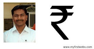 A man behind the Indian Rupee Symbol : D Udaya Kumar