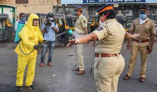 corona updates mumbai
