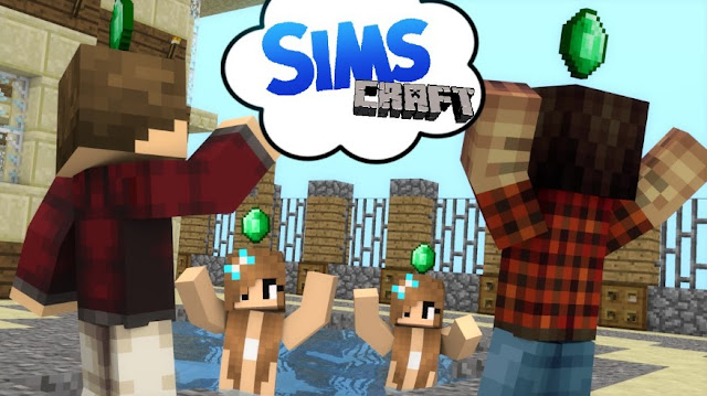 This Is The Sims Craft Games
