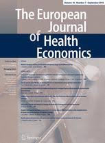 Image of The European Journal of Health Economics journal