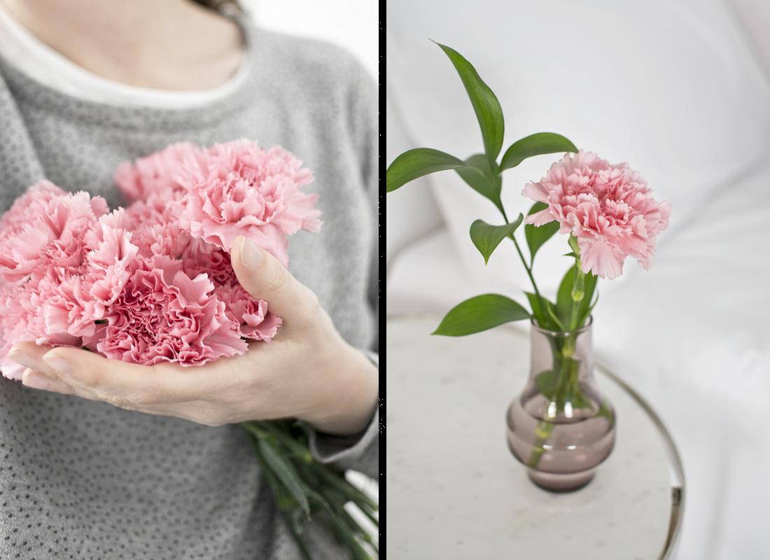 Esta Primavera añade un toque de color con flores naturales