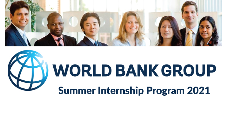 World Bank Legal Internship Program 2022