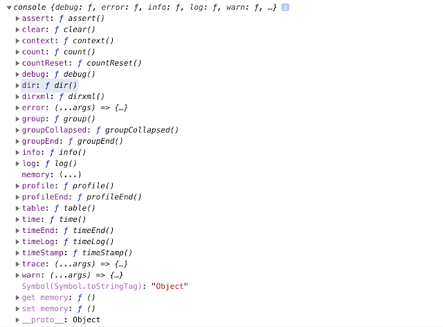 JavaScript Console: Cool things you can do with console in JavaScript.