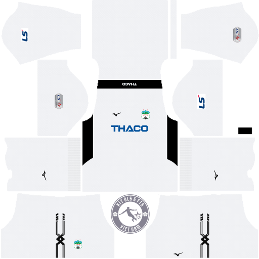 Kits Hoàng Anh Gia Lai 2020 - Dream League Soccer 2019 & First Touch Soccer