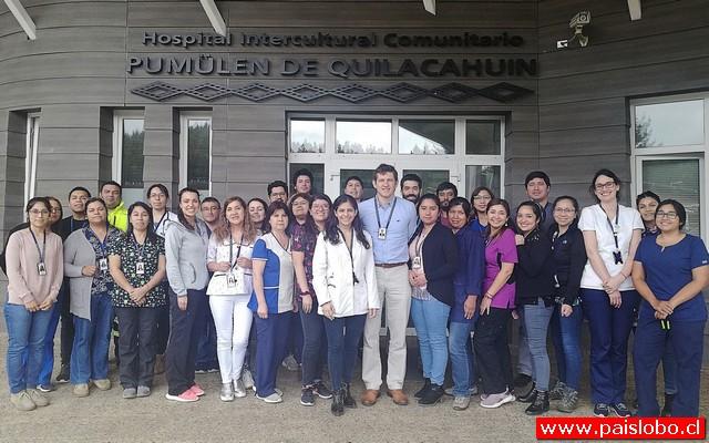Hospital Pu Mülen de Quilacahuin logra acreditación en calidad