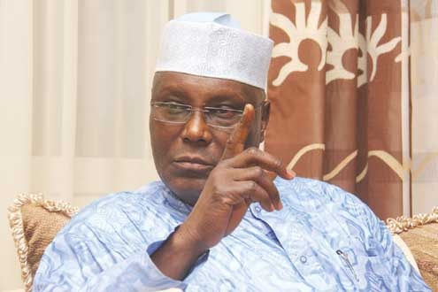 The solution to Nigeria's crisis does not lie with one man - Atiku