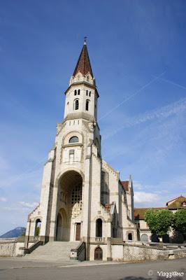La Basilica della Visitazione
