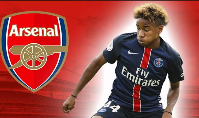 Arsenal To Splash £17.2m To Sign This Highly Rated PSG Midfielder