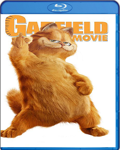 Garfield: The Movie [2004] [BD25] [Latino]