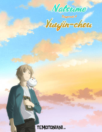 Natsume Yuujin-chou (S4) | Sub. Español [Neutro] | WEBRip | MP4 1080p Drive