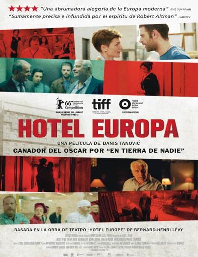 Ver Hotel Europa (Smrt u Sarajevu) (2016) Online