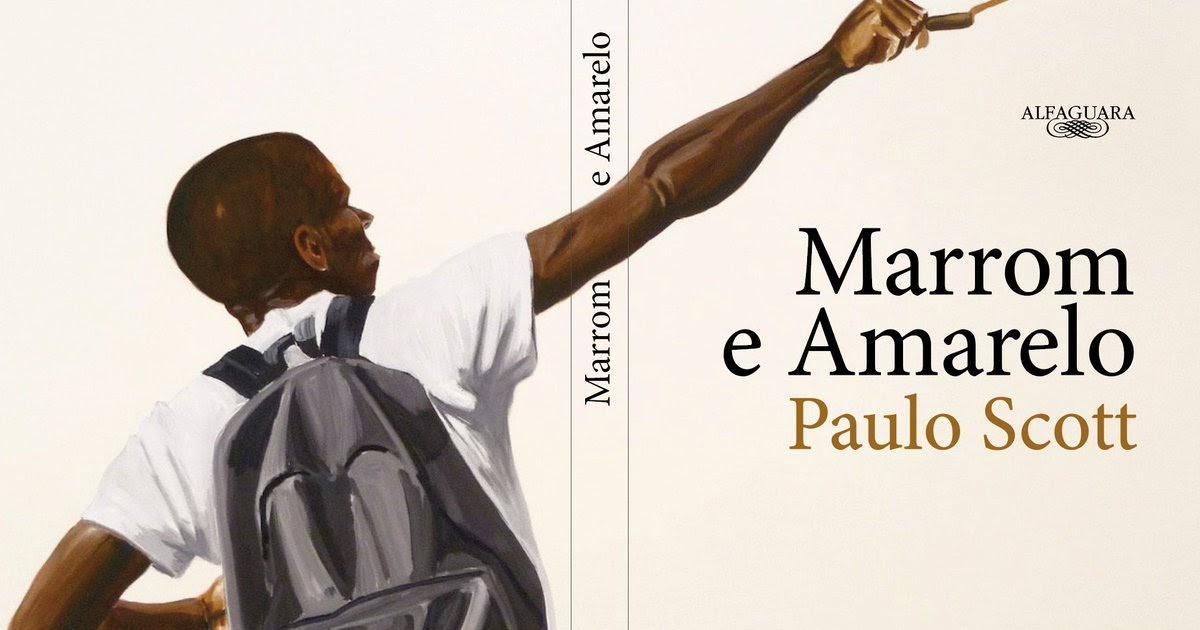 Paulo Scott - Marrom e Amarelo