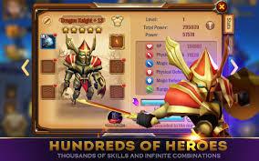 Download Game Heroes Master Mod apk v1.1.3 God Mode Terbaru Full Version