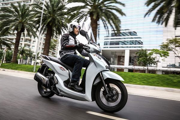 Honda SH 300i 2022