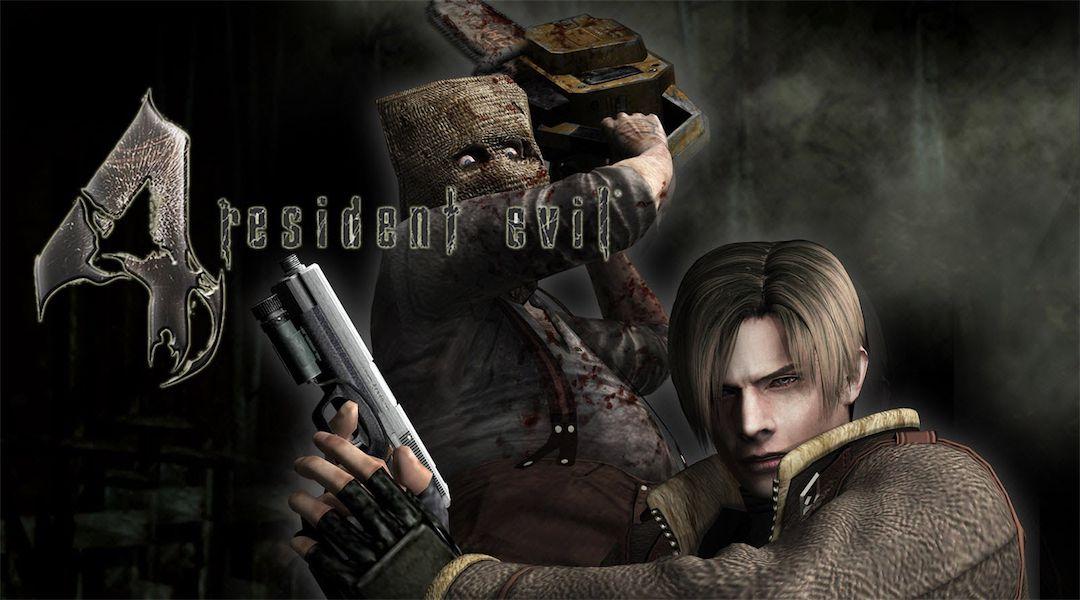 game ps2 terbaik - Resident Evil 4