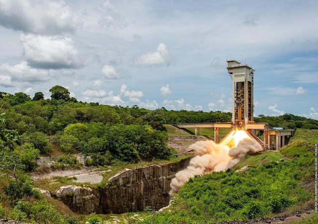 foguete Ariane 5