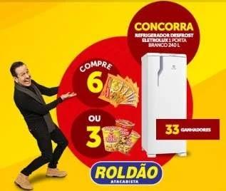Cadastrar Promoção Nissin e Roldão Concorra 33 Geladeiras - Miojo ou Cup Noodles