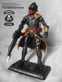 gi joe action figure custom