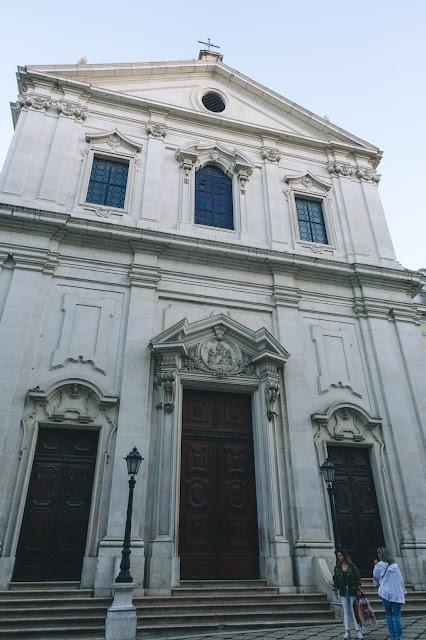 Basílica de Nossa Senhora dos Mártires