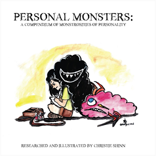 Personal Monsters - Cover