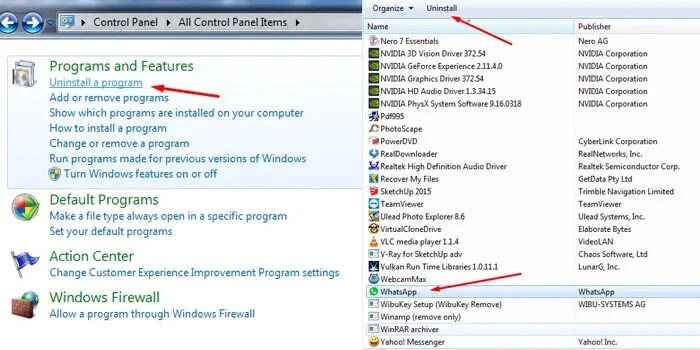 How to Delete & Uninstall Apps on Laptop