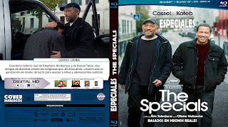CARATULA ESPECIALES-THE SPECIALS [COVER BLU-RAY]