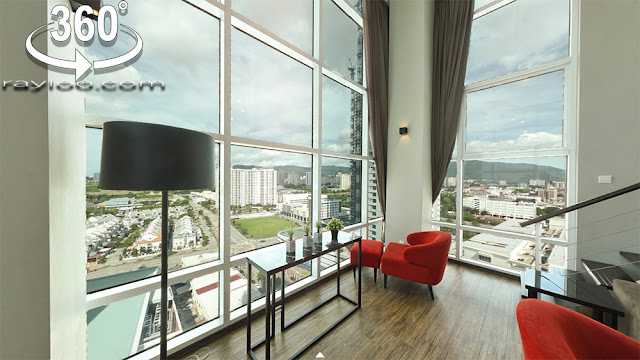 Maritime Suite On Karpal Singh Drive Jelutong